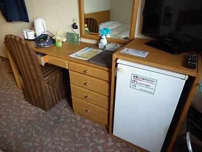 ディスク、冷蔵庫や鏡台