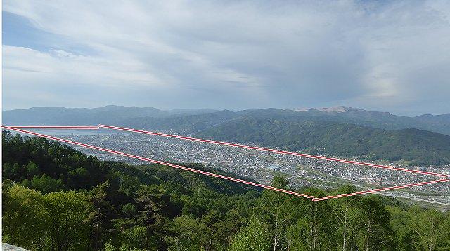 ブラタモリ諏訪盆地
